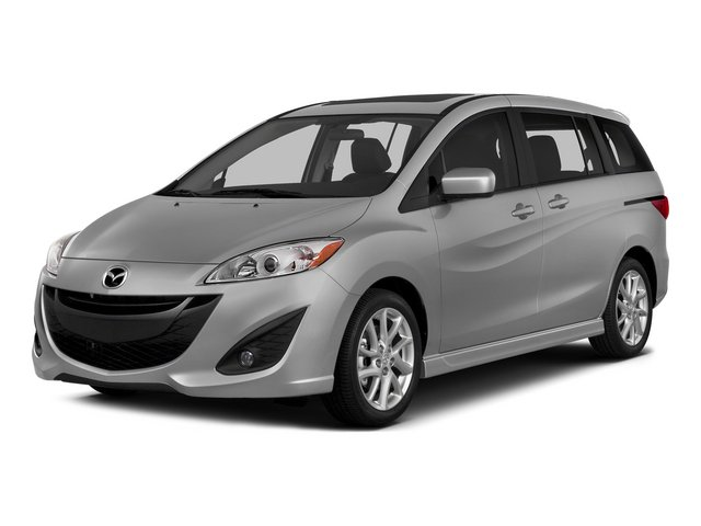 Pre-Owned 2015 Mazda5 Touring Station Wagon