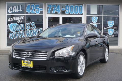 Pre-Owned 2014 Nissan Maxima 3.5 S 4dr Car