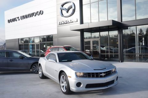 Pre-Owned 2011 Chevrolet Camaro 1LS 2dr Car