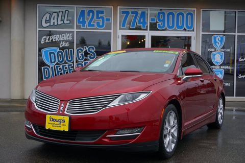 Pre-Owned 2016 Lincoln MKZ Base 4dr Car