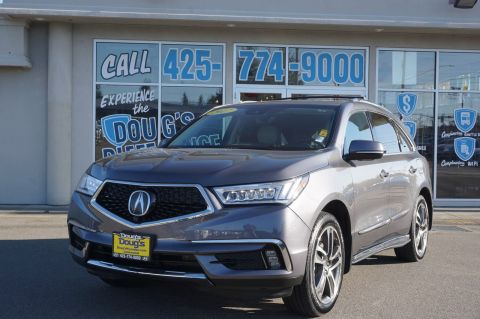 2017 Acura MDX w/Advance Pkg AWD
