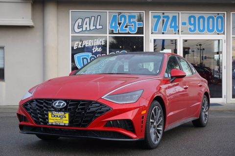 New 2020 Hyundai Sonata Limited 4dr Car