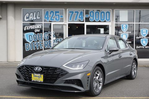 New 2020 Hyundai Sonata SEL 4dr Car