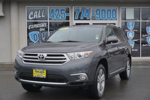 Pre-Owned 2013 Toyota Highlander Limited Sport Utility