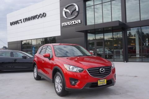 Pre-Owned 2016 Mazda CX-5 Touring Sport Utility