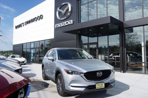 Pre-Owned 2020 Mazda CX-5 Touring Sport Utility