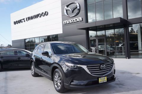 Pre-Owned 2019 Mazda CX-9 Touring Sport Utility