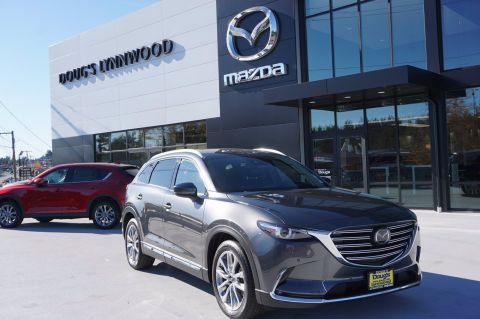 Pre-Owned 2018 Mazda CX-9 Grand Touring Sport Utility