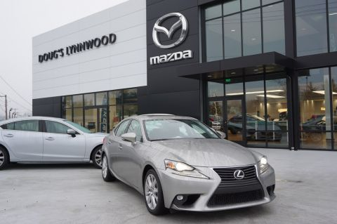 Pre-Owned 2016 Lexus IS 300 4dr Car