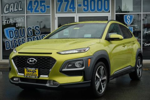 2020 Hyundai Kona Ultimate AWD