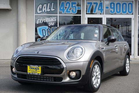 Pre-Owned 2016 MINI Cooper Clubman Station Wagon